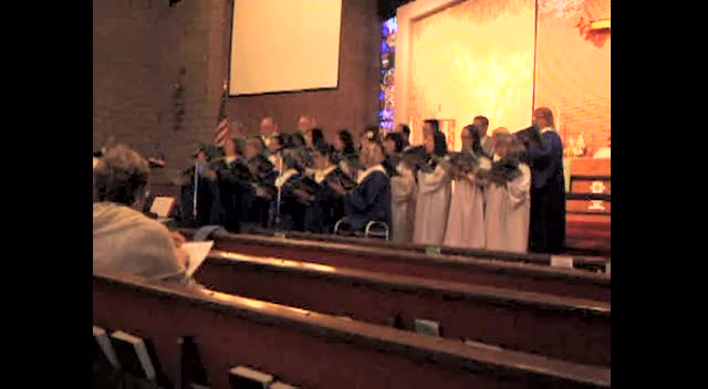 Combined Choir: King of Kings (November 25, 2012)