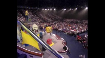 Kidz Blitz Rocks Lakewood Church
