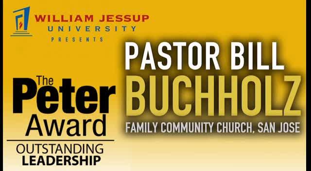 Pastor Bill Buchholz 2012 KOLA Award