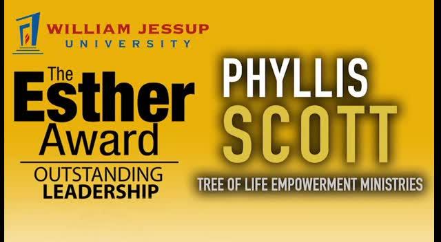 Reverend Phyllis Scott 2012 KOLA Award