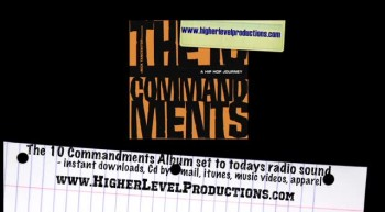 HE 10 COMMANDMENTS MUSIC ALBUM The Fourth Commandment 4th