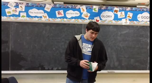 Josh Jones Speech 1