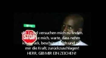 DMX - Lord Give Me A Sign (german subtitle)