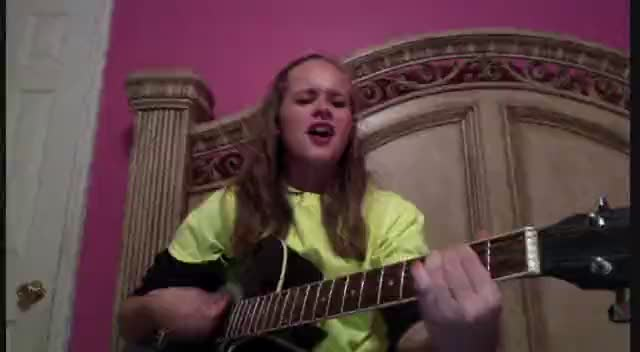 Catie Singing Days of Elijah
