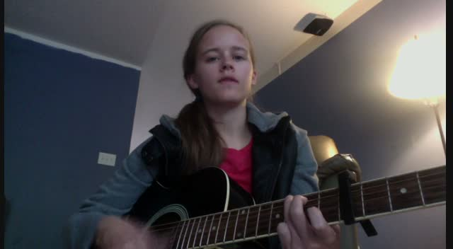 Catie Neal Singing Our God by Chris Tomlin