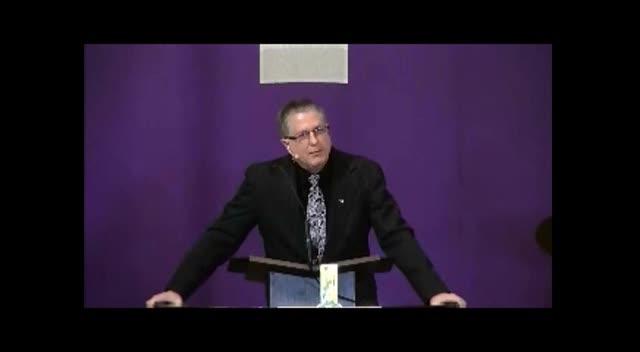 Sermon Monroeville First Baptist 2012-11-11