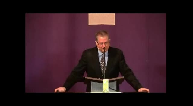 Sermon Monroeville First Baptist 2012-11-18