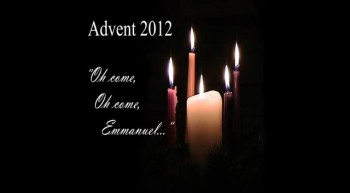First Week of Advent 2012