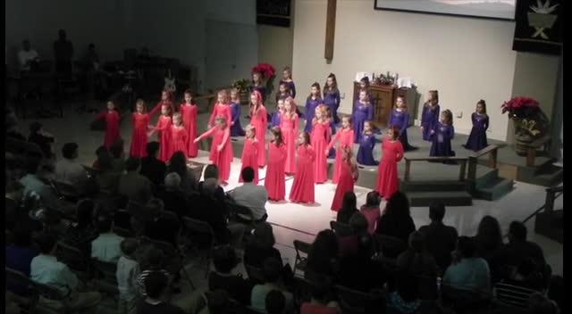 Trinity Dancers..Perform