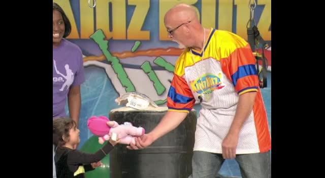 Little Girl Interrupts Kidz Blitz Live