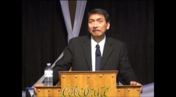 Pastor Preaching - November 25, 2012