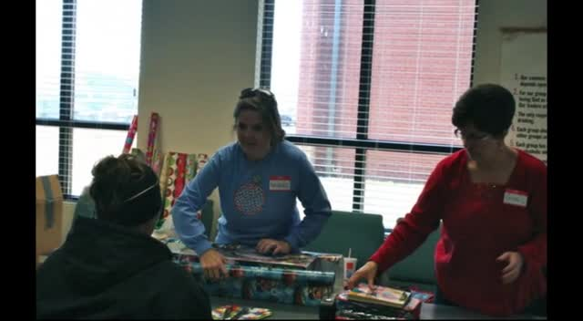 2012 Toy & Coat Giveaway