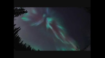 Aurora-God's Magical Lights