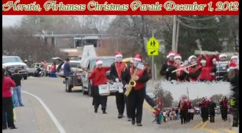 Chirstmas In Horatio Arkansas 2012