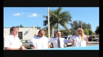 Batismo Robert e Carol_