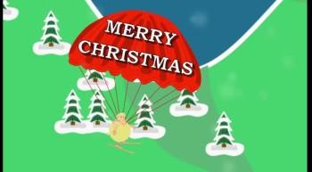 A Snowy Christmas Kids' Video Cartoon