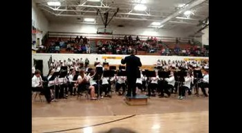 Bloom Carroll Middle School band