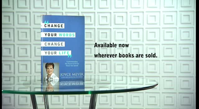Joyce Meyer's, Change Your Words, Change Your Life