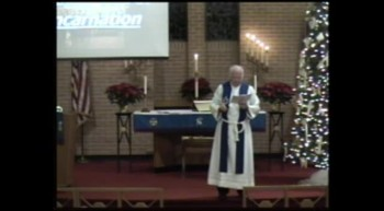 Invitation First Advent Sermon