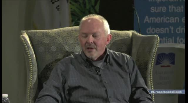 Weaving Grace Into Cross Roads - Wm Paul Young