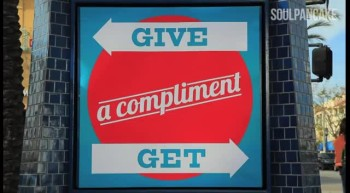 Give a Compliment, Get a Compliment