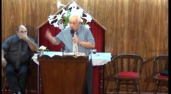 Criticar la obra, trae juicio de Dios. Pastor Walter Garcia. 18-11-2012