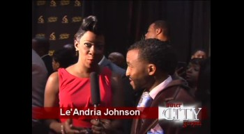 BET'S Sundays Best Winner Le'Andria Johnson