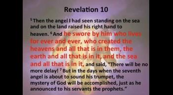Revelation 10 - Nov. 11, 2012