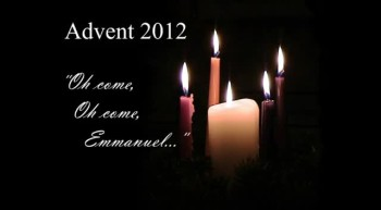 Second Week of Advent 2012