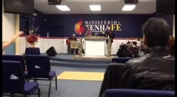 Amanda Martinez singing Consuming fire.