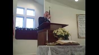 12.9.12 AM Worship Service