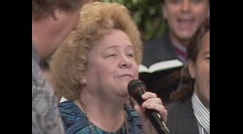 Naomi Sego Reader and Ann Downing - Jesus, Hold My Hand [Live]