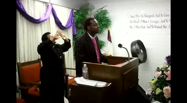 Power Of God Church Jackson