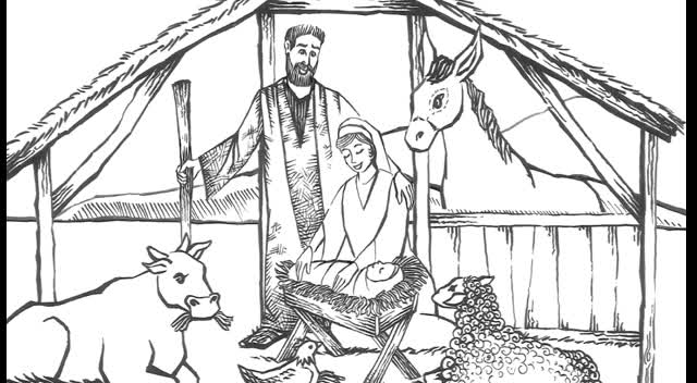 The First Christmas Gift - Bible Story for Children and Families