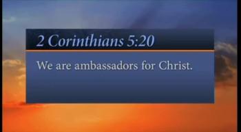 """Ambassadors"" (Every Word with John Bradshaw)"