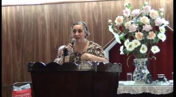Teniendo gozo en medio de la tribulacón. Hna. Viviana Garcia. 20-11-2012