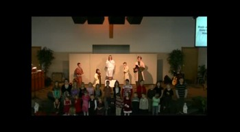 "2012 Jesup Bible Fellowship's Christmas Program ""Don't forget Jesus!"" - December 16, 2012"