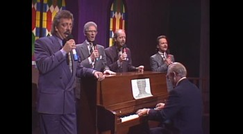 The Statler Brothers - Leaning on the Everlasting Arms [Live]