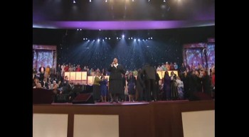 The Potter's House Mass Choir and Velinda Washington - Center of My Joy [Live]