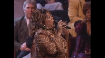 Shirley Murdock - We Need a Word from the Lord [Live]