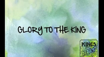 Eddie Kirkland - Glory to the King (Official Lyric Video)
