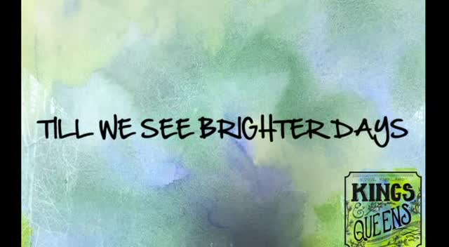 Eddie Kirkland - Brighter Days (Official Lyric Video)
