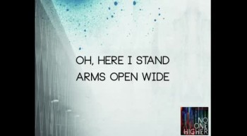 Seth Condrey - Arms Open Wide (Official Lyric Video)