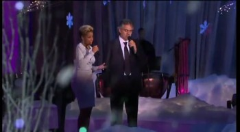 Mary J. Blige  Andrea Bocelli Perform What Child is This?