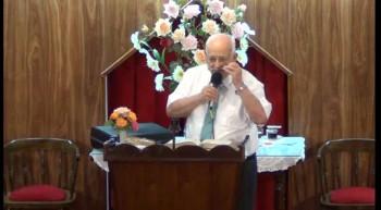 Jehova es nuestro buen pastor. Salmo 23. Pastor Walter Garcia. 02-12-2012