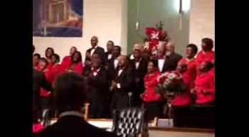 Antioch AME Christmas Candlelight  Concert (Minister of Music Cord J. Franklin, Jr.