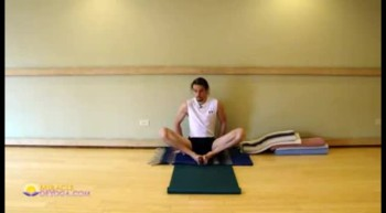 Baddha Konasana - Bound Angle Pose