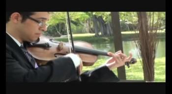 Hector Hernandez. Violin