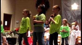 Highland Baptist Children's Choir 2012
