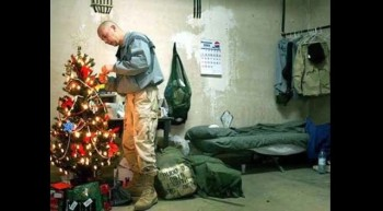 A Soldier's Silent Night - Touching Tribute to Our Beloved Troops